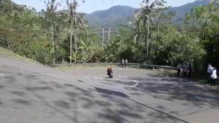 INI Fakta-fakta Potensi Kecelakaan Maut di Jalur Tengkorak Cikidang Sukabumi yang Ditemukan KNKT