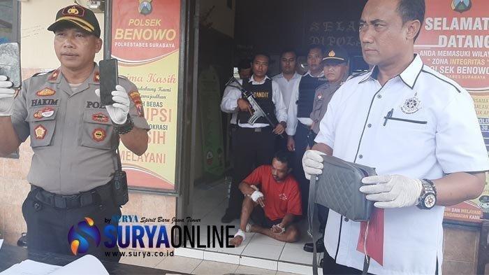 Jambret di Surabaya Tabrak Korban Hingga Tewas, Pelaku Sempat Dibakar Warga Tapi Selamat Karena Ini