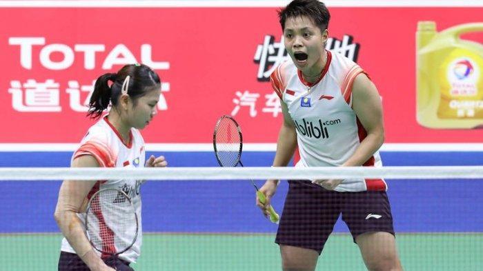 Susul The Daddies dan Hafiz/Gloria, Greysia/Apriyani Melaju Perempatfinal Thailand Open II 2021
