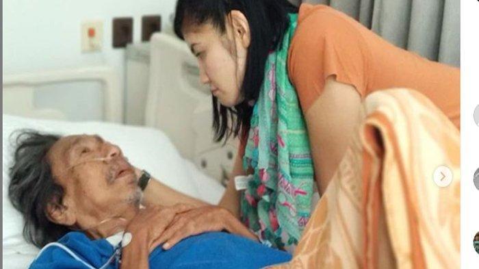 BREAKING NEWS - Maestro Lukis Jeihan Sukmantoro Tutup Usia, Berwasiat Ingin Dimakamkan di Studio