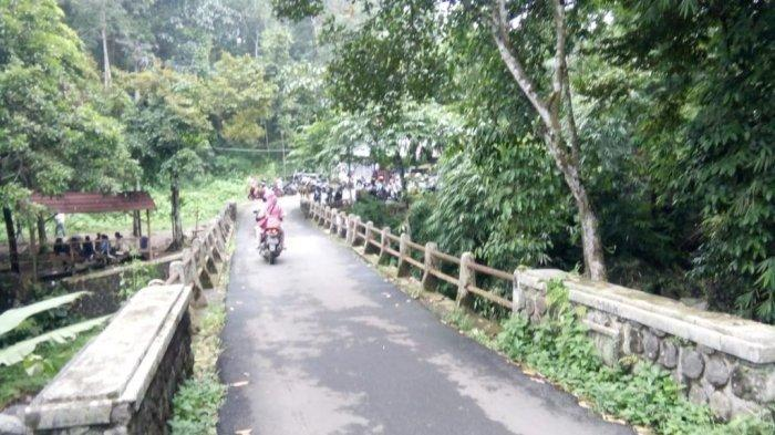Pemkab Majalengka Siapkan Rp 2,6 Miliar Untuk Lebarkan Jembatan ke River Tubing Cikadongdong