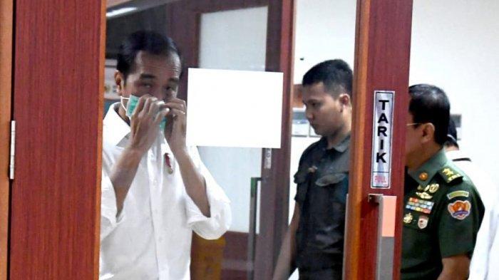 Jokowi Sudah Lakukan Tes Kesehatan Terkait Virus Corona, Apa Hasilnya?