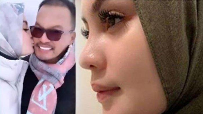 Video Jennifer Dunn Cium Faisal Harris Viral di Medsos, Disebut Sindiran Kepada Sarita Abdul Mukti