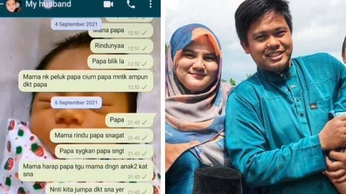 Detik-detik Istri dengar Jeritan Suami Minta Tolong Sesaat Sebelum Terbawa Banjir Bandang: Merinding