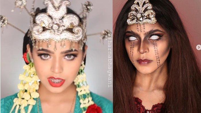 Lathi Challenge Membuat Jharna Bhagwani Viral di Media Sosial, Sudah Ditonton 11 Juta Kali