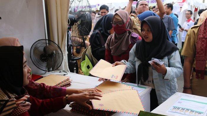 Ribuan Pencari Kerja Padati Job Fair Indramayu, Job Fair Digelar Hingga 20 Juni 2019
