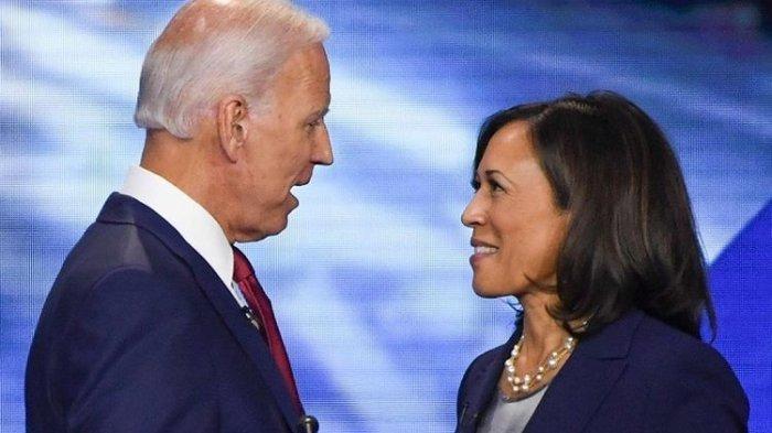 Detik-detik Pelantikan Presiden AS Joe Biden & Wakil Presiden Kamala Harris, Ini Link Live Streaming