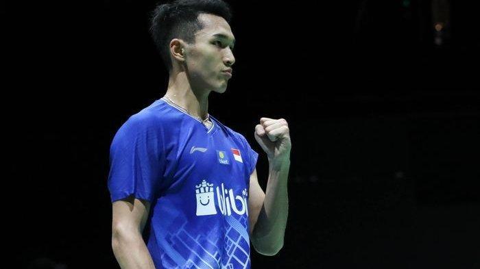 Jonatan Christie Bagikan Rahasia Taklukkan Wakil Singapura, Melaju ke Babak Kedua Thailand Open 2021