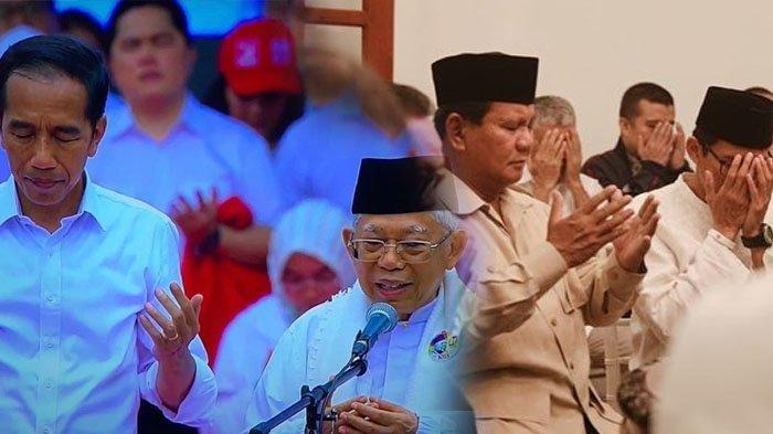 MK Tolak Klaim Kubu Prabowo-Sandiaga Menang Pilpres 2019 Sebanyak 52 Persen