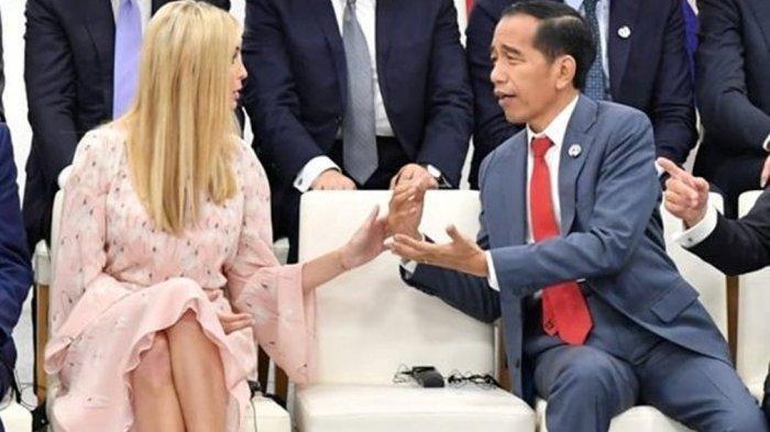 ADA Bocoran Nih Soal Calon Menteri Jokowi, Nama Putri Pemilik Media Hingga Bos Gojek Masuk Kandidat