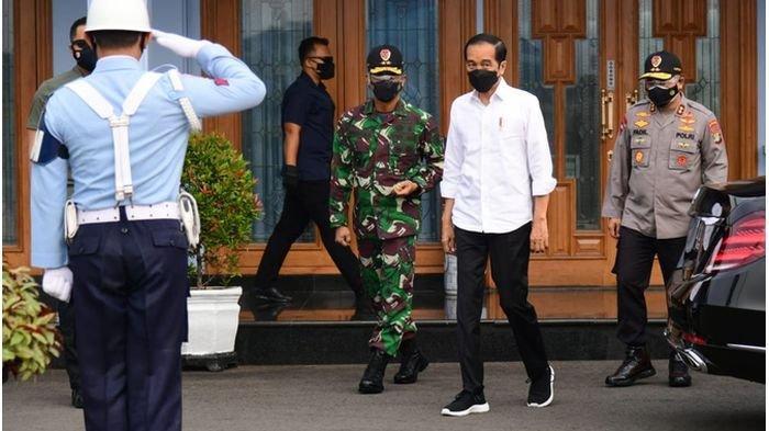 Presiden Jokowi Kunjungan Kerja ke Kuningan, Ini Kata Eks Bupati Tokoh Pembangunan Yang Tak Diundang