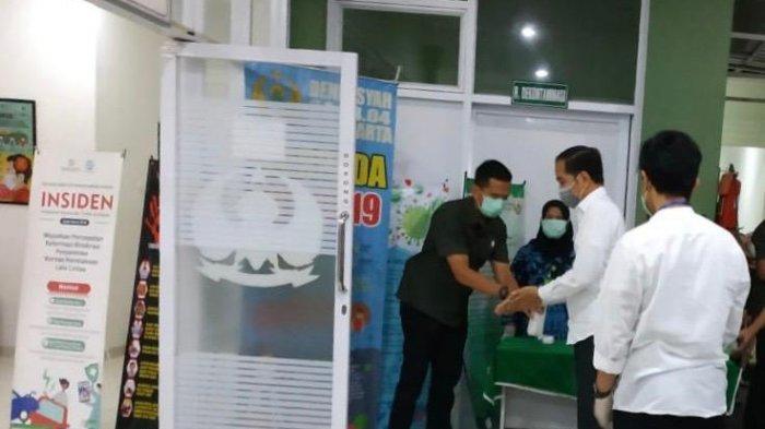 Para Menteri Diminta Jokowi Tetap Bekerja Atasi Corona, Tak Perlu Melayat ke Solo, Kirim Doa Saja