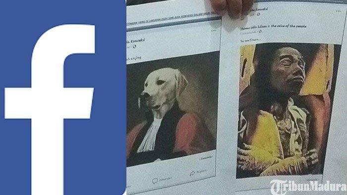 NASIB Ida Fitri, Wanita yang Ejek Jokowi, Viralkan Foto Mumi Wajah Presiden RI, Sebut The New Firaun