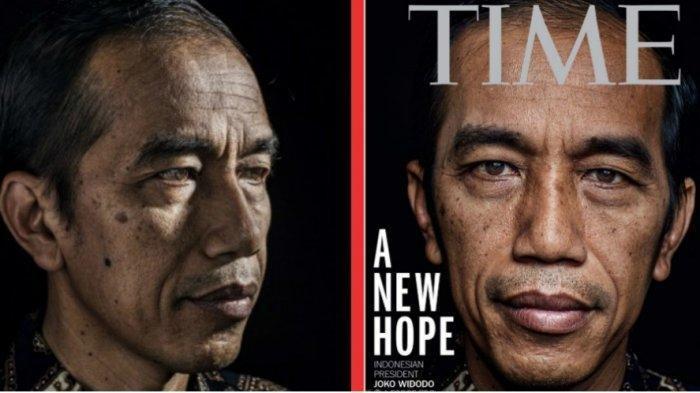 Reaksi Jokowi Soal Isu Presiden Tiga Periode yang Dicurigai Amien Rais Disampaikan Mahfud MD