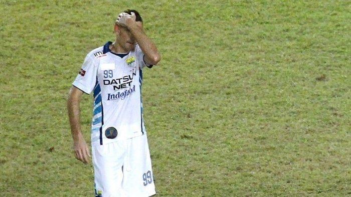 Mantan Pemain Asing Persib ini Gagal Membawa Timnya Naik Kasta di Liga Spanyol