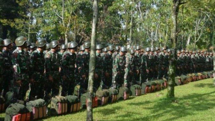 BREAKING NEWS Anggota TNI Positif Covid-19 di Indramayu, Diduga Terpapar Seusai Tugas dari Papua