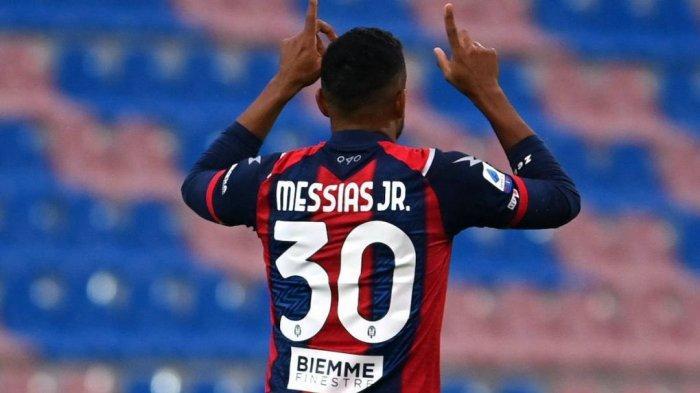Junior Messias, Pemain ke-10 yang Direkrut AC Milan, Awalnya Jadi Pengantar Barang Kini di Serie A