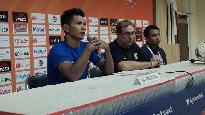 Persib Bandung Draw dengan Madura United, Begini Analisis Mantan Pemain Persib