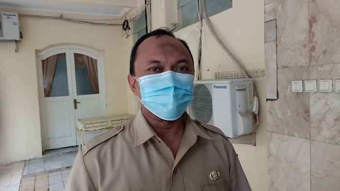 Juru Bicara Satgas Covid-19 Kabupaten Indramayu, Deden Bonni Koswara, Senin (7/12/2020).