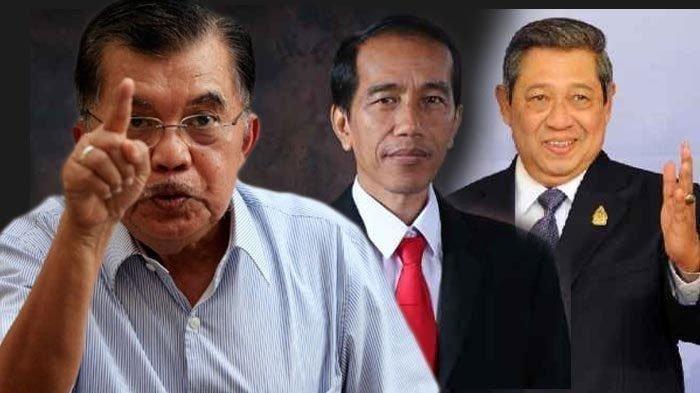 Blak-blakan Jusuf Kalla Ungkap Perbedaan Mencolok Menjadi Wakil Presiden di Era SBY dan Jokowi