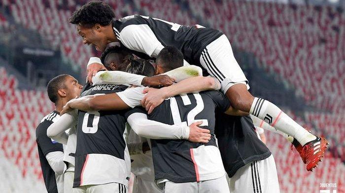 Klasemen Liga Italia, Juventus Lega di Puncak, Lazio Keok, Inter Milan Imbang, Atalanta Jadi Ancaman