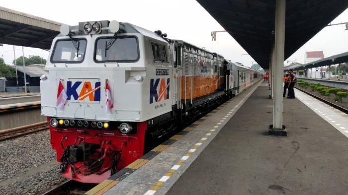 Jadwal Lengkap KA Kaligung Relasi Cirebon - Semarang, Mulai Beroperasi Senin 4 Oktober 2021