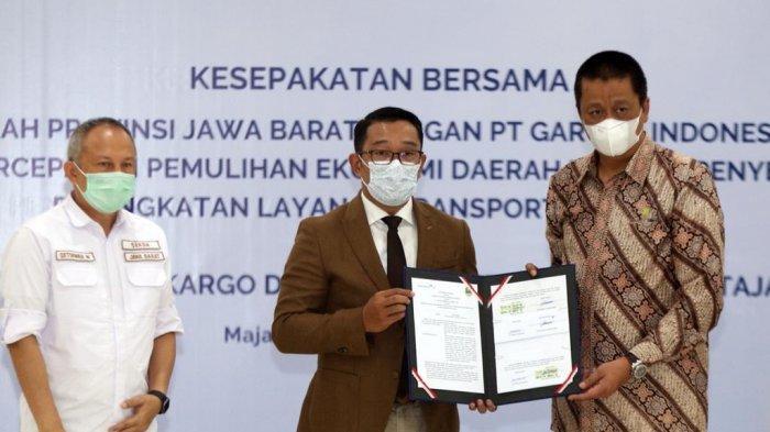 Kabar Gembira Garuda Indonesia Resmi Buka Layanan Kargo di Bandara Kertajati Ini Rute Penerbangannya