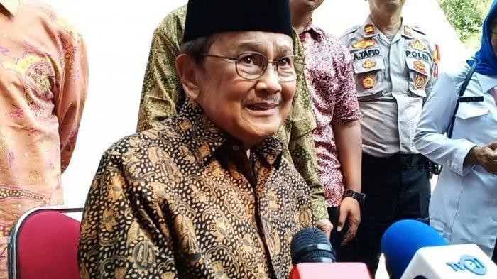 Wakil Bupati Majalengka Kenang BJ Habibie, Sebut Sosok yang Jadi Panutan
