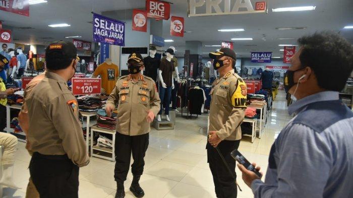 Kabidkum Polda Jabar Tinjau Penerapan Protokol Kesehatan di Kabupaten Cirebon