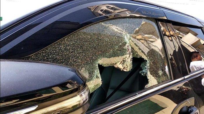 Maling Ini Berani Pecahkan Kaca Mobil Milik Tentara di Sukabumi, Nyolong Duit dan Barang Berharga