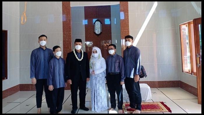 Soal Foto Akad Nikah Kades dengan Anggota DPRD Kuningan Saat Masa PPKM, Begini Faktanya