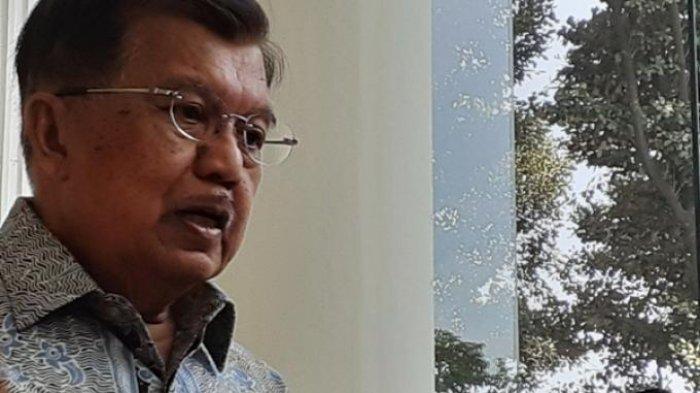 Jusuf Kalla Bicara Soal Habib Rizieq Shihab, 'Kenapa TNI Sampai Turun Tangan? Ini Ada yang Salah'