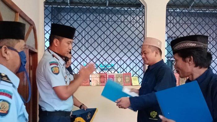 Hari Raya Idulfitri, Sebanyak 127 Napi di Majalengka Dapat Remisi