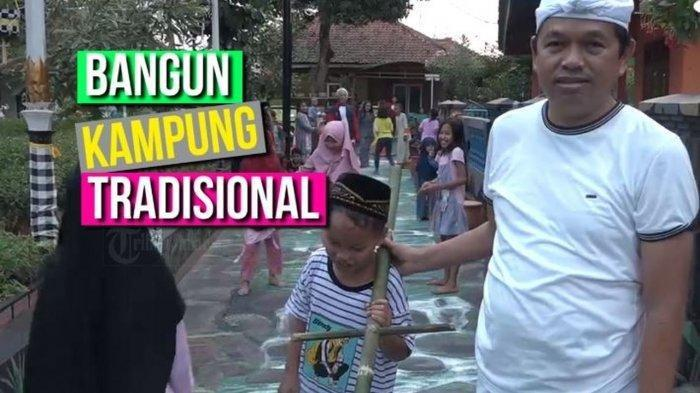 Lembur Pakuan, Obsesi Dedi Mulyadi Bangun Kampung Tradisional supaya Anak-anak Terlepas dari Gadget