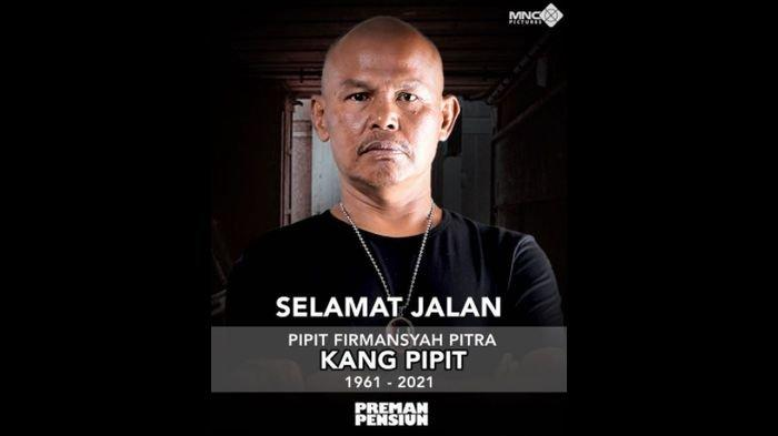 Kang Pipit Preman Pensiun Meninggal, Ribuan Warganet Langsung Berduka dalam Hitungan Menit