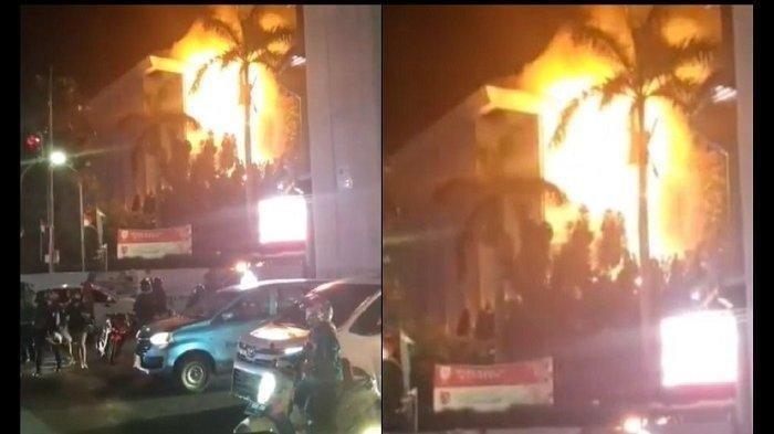 Kecurigaan Anggota DPR soal Kebakaran di Gedung Kejagung, Cleaning Service Punya Duit Rp 100 Juta
