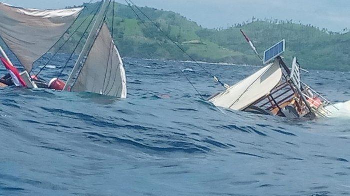 Wartawan Istana Kecelakaan di Labuan Bajo, Kapal yang Ditumpanginya Terbalik Beruntung Selamat