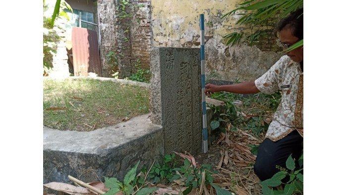Ternyata Makam Terbengkalai di Lemah Abang Milik Kapiten Tionghoa Gouw Pie Sa