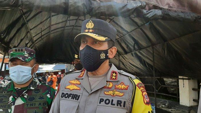 Pasca Ledakan Warga Sekitar Lokasi Kebakaran Diungsikan, Kapolda Jabar: Sebagian Kembali ke Rumahnya