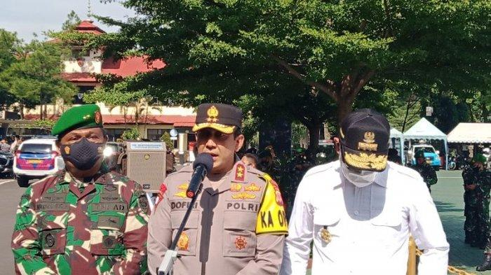 Baru Menjabat, Kapolda Jabar Irjen Pol Ahmad Dofiri Tegas Dukung Satpol PP Sikat Baliho Tak Berizin