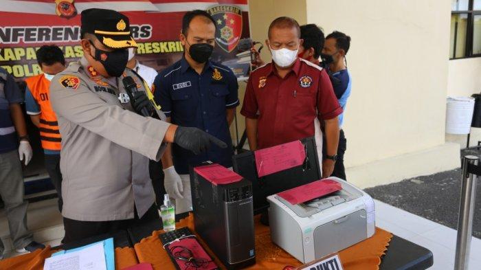 Pegawai Honorer Kesehatan di Cianjur Palsukan Surat Tes Antigen, Surat Dipakai Sopir Travel Bodong