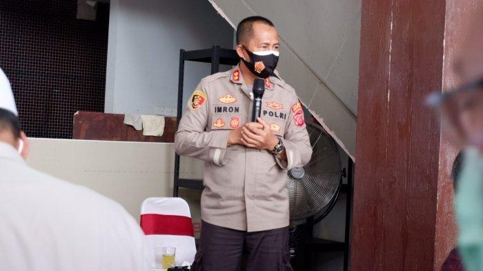 Kapolres Cirebon Kota Imbau Masyarakat di Rumah Saja Selama PPKM Darurat: Lebih Aman