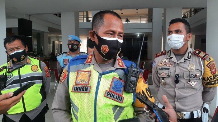 Kapolres Cirebon Kota, AKBP Imron Ermawan
