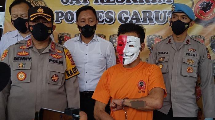 Kasus Pembunuhan di Garut, Kok, Dani Tega Tusuk Weni Tania Pakai Bambu? Seperti Ini Pengakuan Dani