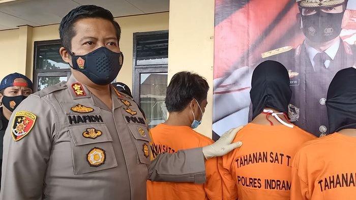 Dua Anak di Indramayu Jadi Pencuri Motor, Kepergok Polisi Saat Beraksi, Ngaku Mencuri Buat Jajan