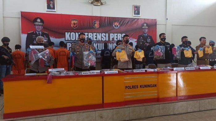 Kasus Bom Bunuh Diri Terjadi Depan Gereja Katedral Makassar, Polisi Kuningan Maksimalkan Patroli
