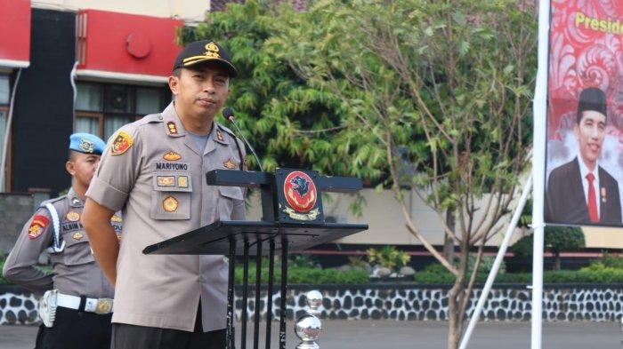 Kapolres Cirebon Kota dan Majalengka Dimutasi, AKBP Roland ke Bogor, AKBP Mariyono ke Serang