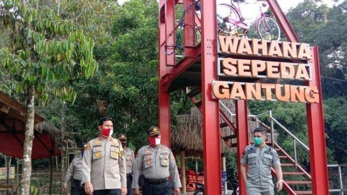TNI-Polri di Majalengka Pantau Kesiapan Obyek Wisata Sambut AKB, Bakal Bikin Pos Pemantau