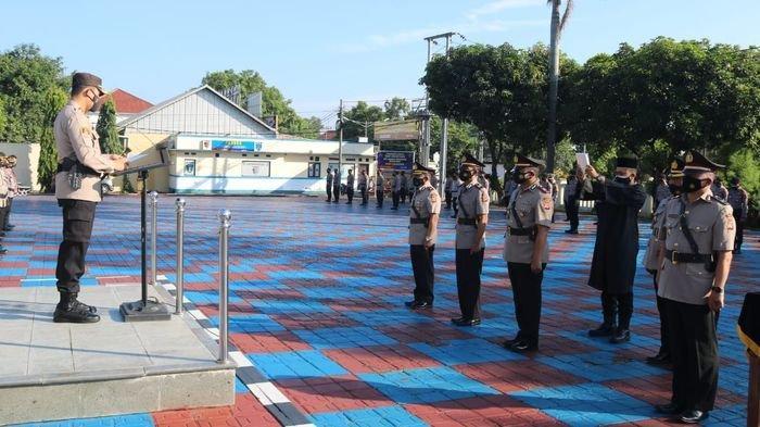 Empat Perwira di Polres Majalengka Alami Pergeseran Jabatan, Berikut Pernyataan Kapolres