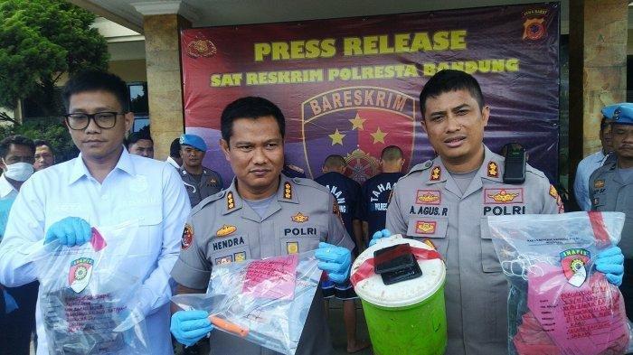 Kesal Ditagih Utang, Pegawai Kedai Mi Ramen di Bandung Dalangi Penyekapan dan Pembunuhan Berencana